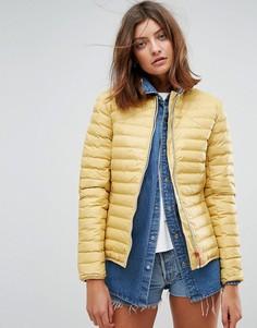 Дутая куртка Hunter Original - Желтый