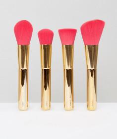 Кисти для макияжа Skinnydip Gold Rush Shut The Contour - Бесцветный