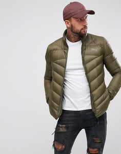 Зеленая куртка Puma Pack Lite 59234814 - Зеленый