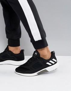 Черные кроссовки adidas Running Climacool S80707 - Черный
