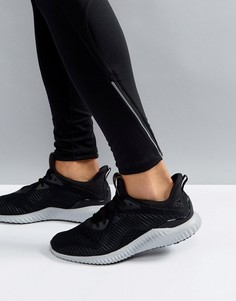 Черные кроссовки adidas Running Alphabounce BY4264 - Черный