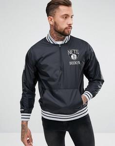 Куртка Mitchell & Ness NBA Brooklyn Nets - Черный
