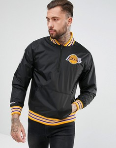 Куртка Mitchell & Ness NBA L.A Lakers - Черный