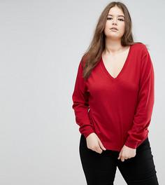 Красный джемпер Elvi - Красный