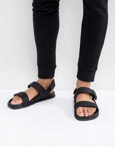 Черные сандалии Call It Spring Dimaio - Черный