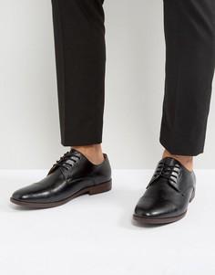 Черные туфли со вставкой на носке Call It Spring Huttner - Черный