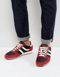 Красные нейлоновые кроссовки BOSS Orange by Hugo Boss Orland - Красный