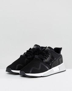 Черные кроссовки adidas Originals EQT Cushion ADV BY9506 - Черный