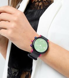 Черные смарт-часы Marc Jacobs MJT1003 эксклюзивно для ASOS - Черный