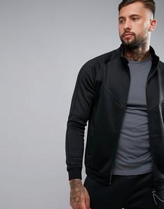 Спортивная куртка на молнии Dissident - Черный