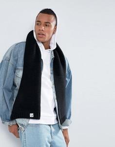 Классический шарф 7X - Черный
