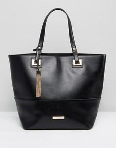 Большая сумка-тоут Dune Valentine - Черный