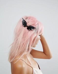 Заколка для волос ASOS Halloween - Черный