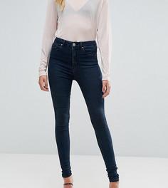 Выбеленные джинсы ASOS TALL Sculpt Me - Синий