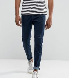 Эластичные узкие джинсы цвета темного индиго Diesel Thommer 84LC - Темно-синий