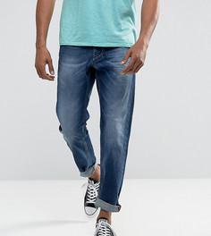 Синие зауженные джинсы Diesel Larkee - Beex 084HV - Синий
