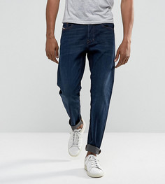 Суженные книзу джинсы цвета индиго Diesel Larkee Beex 857Z - Темно-синий