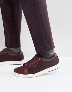 Кроссовки с принтом Ted Baker Ternur - Красный