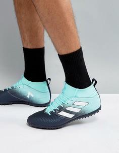 Зеленые кроссовки adidas Football Ace Tango 17.3 S77083 - Зеленый