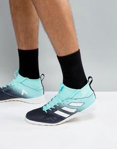 Синие кроссовки adidas Football Ace Tango 17.3 CG3709 - Синий