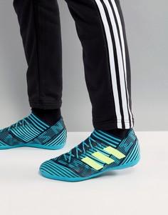 Темно-синие кроссовки adidas Football Nemeziz Tango 17.3 BY2462 - Темно-синий