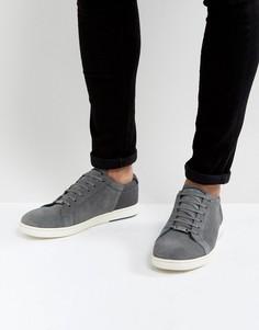 Серые замшевые кроссовки Ted Baker Xiloto - Серый