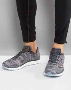 Серые кроссовки Saucony Running Runlife Freedom ISO S20355-20 - Серый