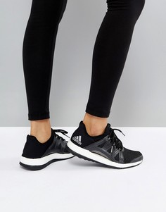 Черные кроссовки Adidas Training Pureboost Xpose - Черный