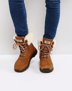 Ботинки со шнуровкой UGG Adirondack III - Рыжий
