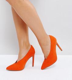 Туфли для широкой стопы на высоком каблуке ASOS PRIORITY - Оранжевый