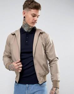 Куртка песочного цвета Fred Perry REISSUES - Бежевый