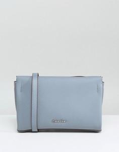 Сумка через плечо с цепочкой Calvin Klein - Серый