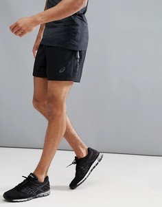 Черные шорты Asics Running 5 134630-0904 - Черный