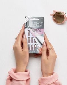 Овальные накладные ногти Elegant Touch - Molten Madame - Розовый