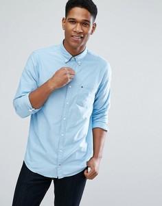 Оксфордская рубашка Tommy Hilfiger - Синий