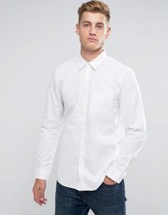 Белая рубашка классического кроя Jack Wills - Белый