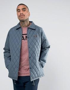 Стеганая куртка Vans VA2WGB5RW - Серый