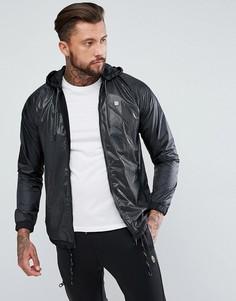Черная куртка на молнии Luke 1977 Capability French - Черный