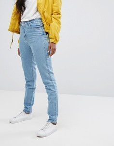 Джинсы в винтажном стиле Noisy May - Синий