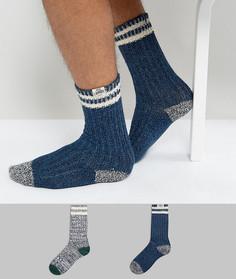 Набор из 2 пар толстых носков Tokyo Laundry - Черный
