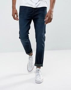 Темные джинсы скинни Brave Soul - Темно-синий