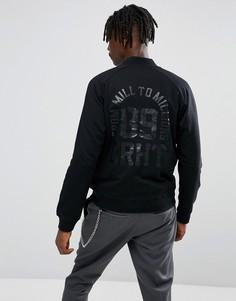 Куртка Carhartt WIP Mill 89 - Черный
