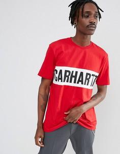 Футболка Carhartt WIP Shore - Красный