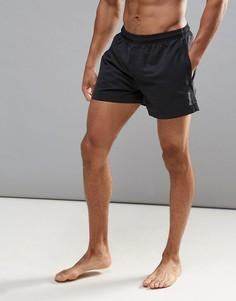 Черные шорты для плавания Reebok AY1539 - Черный