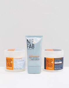 Набор средств с гликолевой кислотой NIP FAB - Скидка 36 - Мульти Nip+Fab