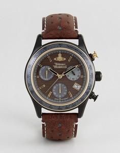 Часы Vivienne Westwood Sotheby - Коричневый