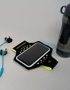 Чехол для смартфона на предплечье со светодиодной подсветкой Hama Active Sports - Мульти