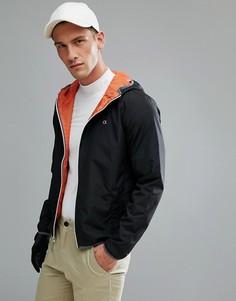 Ветровка с капюшоном Calvin Klein Golf - Черный