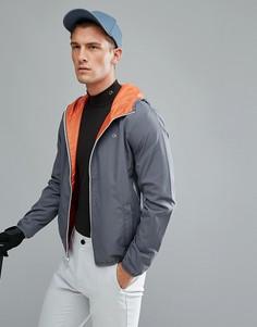 Ветровка с капюшоном Calvin Klein Golf - Серый
