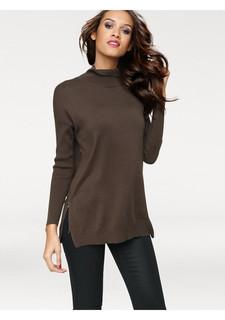 Удлиненный пуловер PATRIZIA DINI by Heine
